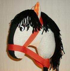 Meet Harley / Stick Horse / Child's Stick Horse by JazziGenShoppe on Etsy