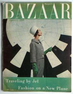 Harper's Bazaar January 1958