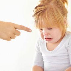 Frases que no deberías decir a tu hijo cuando llora.