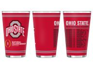 Buy Boelter Brands Schedule Pint-16oz Kitchen & Bar Novelties and other Ohio State Buckeyes products at OhioStateBuckeyes.com