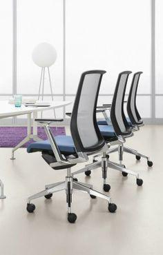 Systeem 62 Comforto Ergonomische bureaustoelen - Colpaert - www.colpaert.be