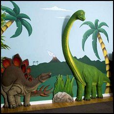 Image detail for -bedding - dino baby bedroom decorating ideas - dinosaur bedroom decor ...