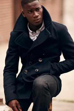 Can't go wrong with a Peacoat...