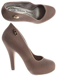 Vivienne Westwood Womens Shoes - VIVIENNE WESTWOOD+MELISSA