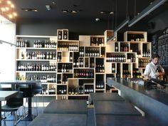 wine bar furniture modern