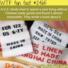 WTF Fun Facts is updated daily with interesting & funny random facts. We post about health, celebs/people, places, animals, history information and much more. New facts all day - every day! Wtf Fun Facts, True Facts, Funny Facts, Crazy Facts, Random Facts, The More You Know, Good To Know, Just For You, Weird But True