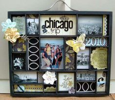 love what you can do with a printers tray