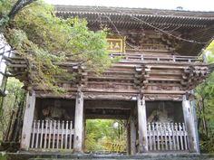五台山竹林寺 山門
