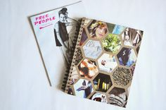 Yes, it's another notebook diy! haha, I love them I tell you! Every season I like to get a large notebook with dividers, to help me ...