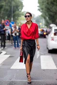 The summer style trick only fashion girls know