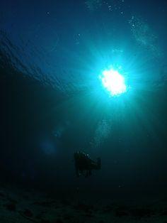 Missing the ocean.