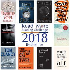 #readmore2018 #readingchallenge #books #bestseller #seymourlibrary