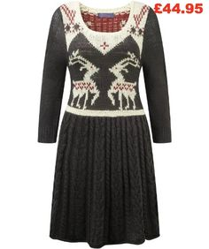 f6ea0f427f4 Joe Browns Women s Perfect  Christmas Day  Jumper  Dress Buy Now  £44.95