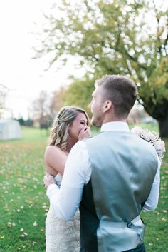 A happy, loving moment between a beautiful couple | Dana G Photography