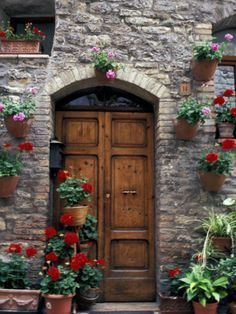 Italy Flower Pots