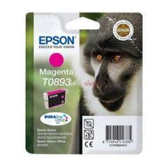Original Ink Cartridge Epson C13T089340 Magenta