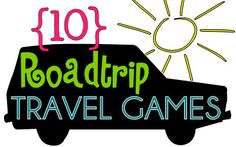 Round-Up TRAVEL GAMES keep kids entertained