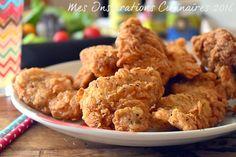Recette poulet KFC maison