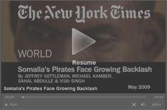 Somalia's Pirates Face Growing Backlash