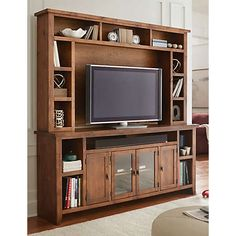 8 Best Entertainment Center Images Art Van Storage Spaces