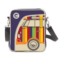 Campervan Gift - Small Retro Striped Campervan Tablet Shoulder Bag - Includes Free Trinket Tray, £29.95 (http://www.campervangift.co.uk/small-retro-striped-campervan-tablet-shoulder-bag-includes-free-trinket-tray/)