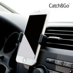 Catch & Go Mobile Phone Holder for Cars