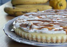 So schnell können wir das Obst derzeit gar nicht essen, wie es Fruchtfliegen anzieht - oops, hatte ich schon gesagt ;-) Auch Bananen werden in Nullkommanix braun und - für den Geschmack meiner Kinder - zu weich, um sie noch mit zur Arbeit oder zur Schule zu nehmen. Kein Problem: Überreife Bananen als Bananen-Shake, Bananen-Nuss-Brot oder Bananen-Pudding werde ich allemale los. Für einen Kuchen ohne Backen (boah, bitte nicht auch noch den Backofen anstellen, es ist eh zu heiß!) habe ich jetzt…