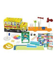 Magic School Bus: Weather Lab Kit