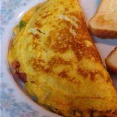 Yummy Veggie Omelet (thanks @Cassondraqsh )