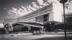 thedavidtorres: Rec Center at the University of Cincinnati designed by Morphosis  #capftw15 #universityofcincinnati #cincinnati #ohio #kerestesisbestest
