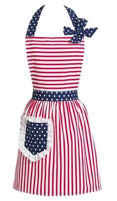 Dorothy Americana Apron Image