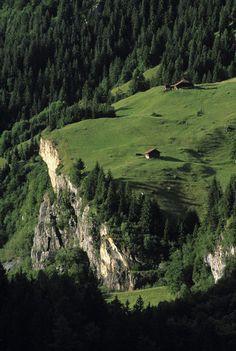 Kandersteg, Berner Oberland, Switzerland Copyright: Jon Arnold Images