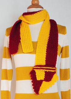 Westcott Scarf (amazing spear for a cold gameday!)