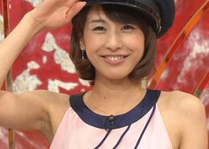 加藤 綾子 Suits For Women, Ladies Suits, Captain Hat, Kawaii, Japan, Celebrities, Lady, Womens Fashion, Pretty
