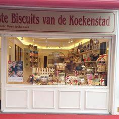 The biscuits shop #antwerpen #shop #cuteshop #biscuits #belgium by ingeee