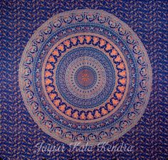 Indian Tapestry Blue Mandala Ethnic Bohemian Hippy Throw Bed Sheet Decor Art JUK   #mandala #boho #bohemian #bohobabe #bohoinspo #wanderlust #soul #soulfood #love #hippy #hippie #love #doona #home #homewares #bedding #bohobedding #gypsy #bohemianspiritcollective #wanderlust #soul #soulfood #gypsy #hippie #hippy #nirvana #turquoise #wallhanging #Indian #Tapestry #Wall #Decore #ebay #UK