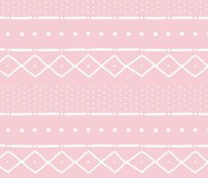 Mudcloth_ii_small_in_white_on_pink_shop_preview