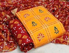 Cotton Dress Indian, Cotton Dresses, Colorful Rangoli Designs, Good Morning Flowers, Cotton Suit, Saree Blouse Designs, Salwar Suits, Daily Wear, Cod