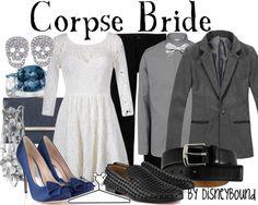Disney Bound - Corpse Bride