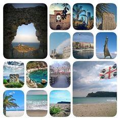 by http://ift.tt/1OJSkeg - Sardegna turismo by italylandscape.com #traveloffers #holiday | Adoro la mia città.. Cagliari _Sardinia #cagliari#casteddu#instacagliari#cagliaricity#ig_cagliari#paradise#mypic#poetto#instapoetto#collage#selladeldiavolo#viaroma#thotel#calafighera#bastionesaintremy#4mori#building#monument #monuments#cittadelsole#sardegna#sardinia#instasardegna#instasardinia Foto presente anche su http://ift.tt/1tOf9XD | March 30 2016 at 04:39PM (ph giangy_woow ) | #traveloffers…