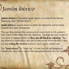 PowerPoint of Spanish food CULTURE! Jamon Iberico is FAMOUS world-wide and is a HUGE part of Spanish culture!  Help your students learn about Jam...