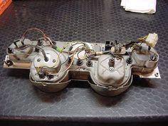 1967 mustang wiring to tachometer 1968mustang