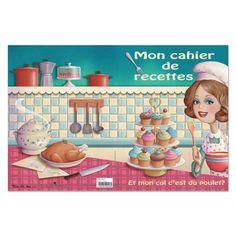 Cahier de recettes Nina De San - lamarelle.net
