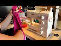 How to Make Toddler Ruffle Pants