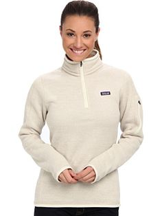 Patagonia 1/4 zip sleeve fleece. Looks so cozy. Zappos.com. 2690794-p-DETAILED.jpg (240×320)