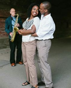 #Happy #Friday! It's #day 3 of our #June #Wedding Month #Anniversary #Celebration with recently recovered #Engagement & Wedding #Photos! I call this #LetsMakeMusic #Love #BelieveInLoveAgain #Joy #Peace #Faith #FlashbackFridays #FBF