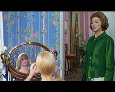 Umbrellas of Cherbourg--obvious, maybe, but had to include it