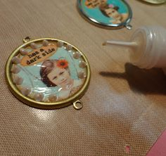 Resin Crafts: Envirotex Jewelry Resin - First Tutorial!