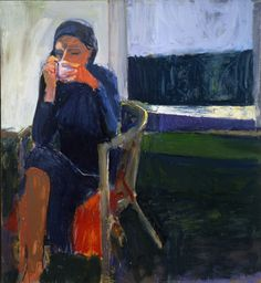 Diebenkorn- Coffee  I must have spent hours looking at this!