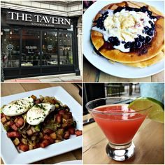 The Tavern Kitchen & Bar serves creative American food, and is a great St. Louis Brunch place. From @spinachtiger  #StLouis